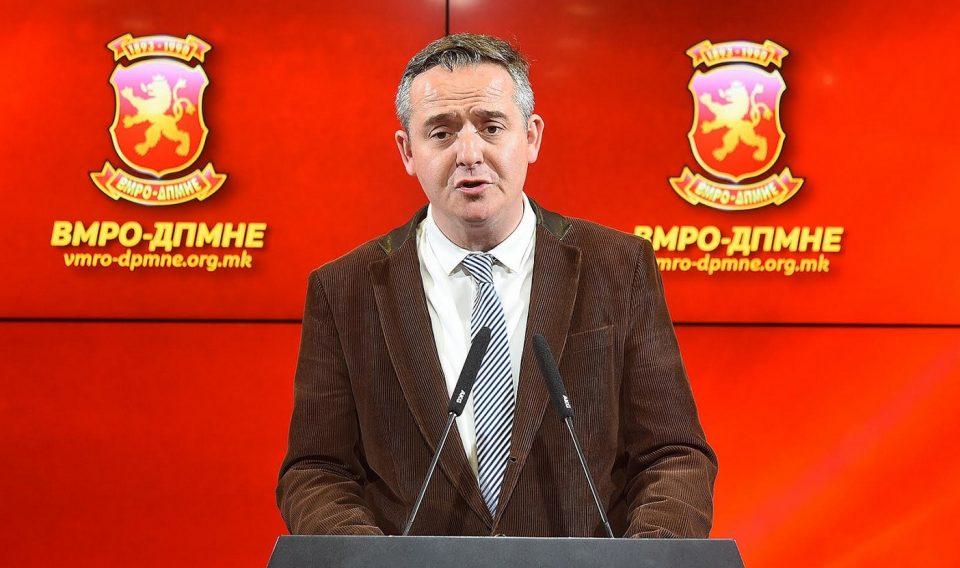 Николов: Идејата на Заев за раскинување на потпишан договор за Клинички центар, ќе ја платат сите граѓани на Република Македонија