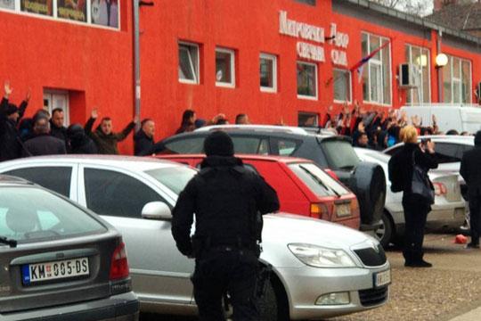 Во Косово тензично, но мирно