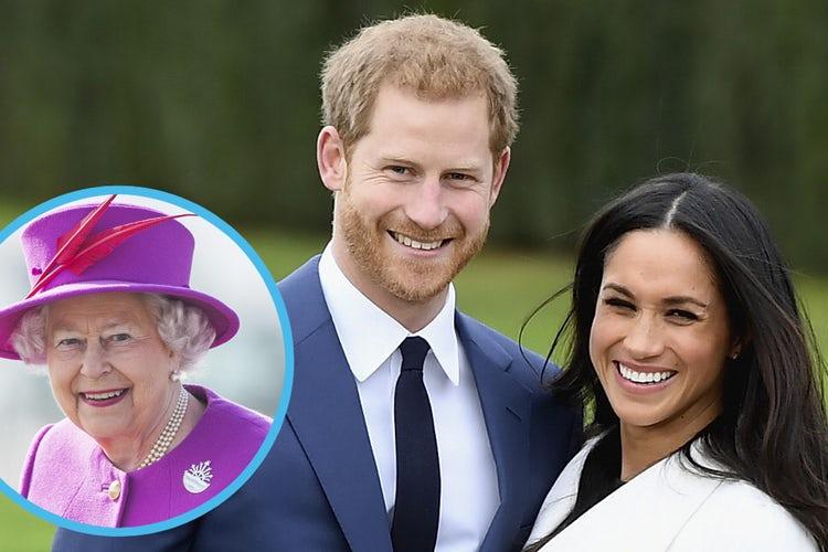 Кралицата официјално го одобри бракот на принцот Хари и Меган Маркл