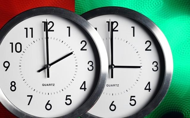 Што прави поместувањето на стрелките на часовникот на вашето тело