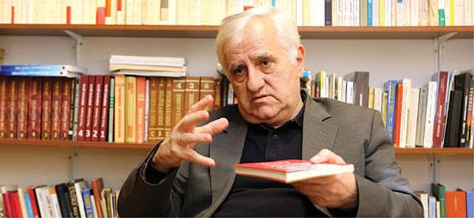 """Промоција на романот """"Граница"""" на академик Луан Старова"""