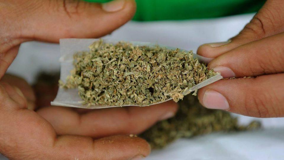 Кај маж од Стојаково пронајдени 6,5 килограми марихуана