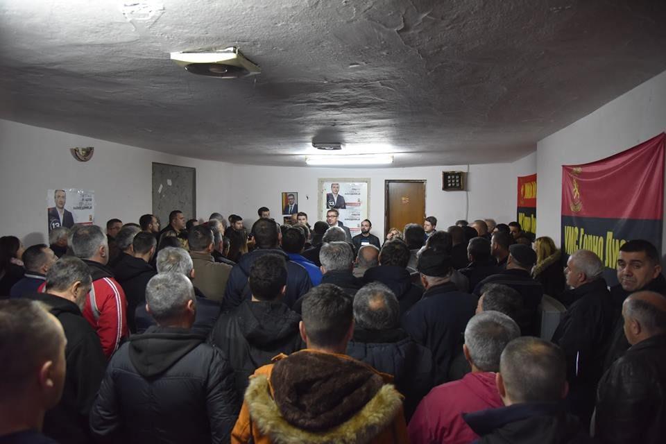 Мицкоски во Горно Лисиче: ВМРО-ДПМНЕ има план, работи на програма која ќе биде најдобрата и најпрецизно подготвена досега