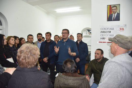 Мицкоски од Ново Село: Со солзи во очите, граѓаните велат дека ова што и се случува на Македонија ги погодува и боли