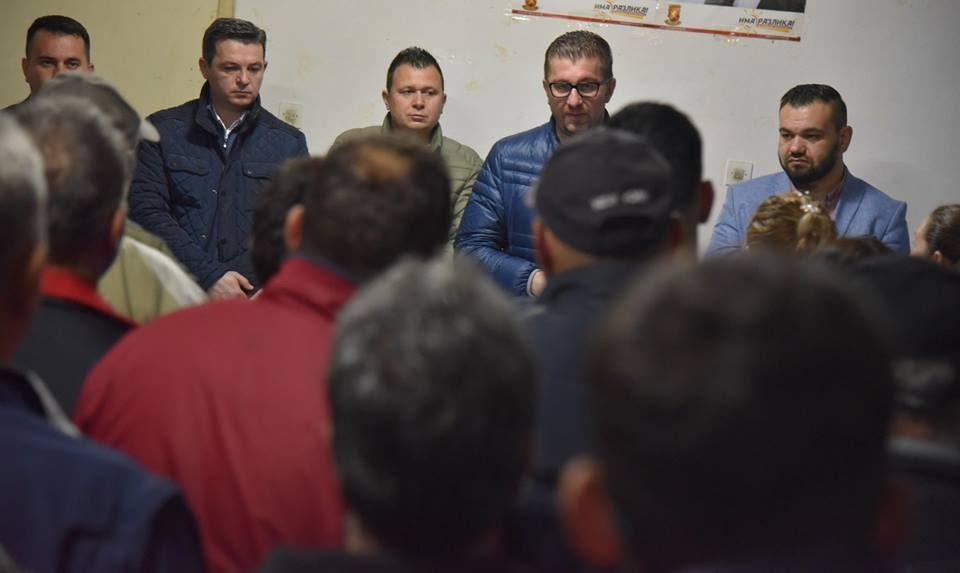 Мицкоски од Вељуса: Минуваат 10 месеци на понижувања, урнисување на претходно изграденото, опустошување на економијата