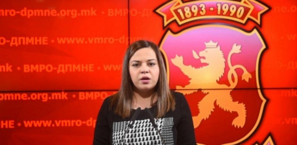 ВМРО-ДПМНЕ: Зошто некој сакал да го сокрие исчезнувањето на 17 годишното девојче од Домот за деца без родители?