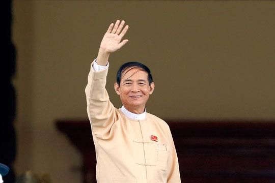 ФОТО: Ова е новиот претседател на Мјанмар