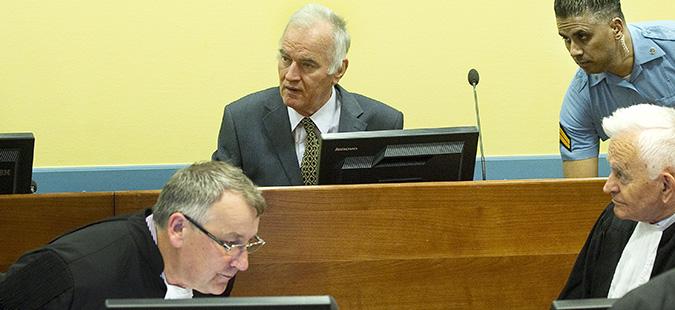 Ратко Младиќ ќе поднесе жалба на пресудата за воени злосторства и геноцид