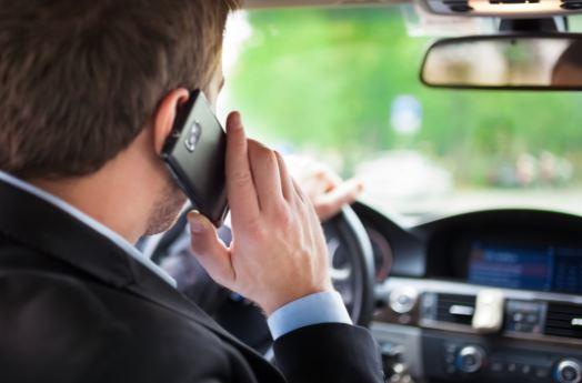 СВР Тетово со засилени контроли: 16 возачи возеле зборувајќи на мобилен телефон