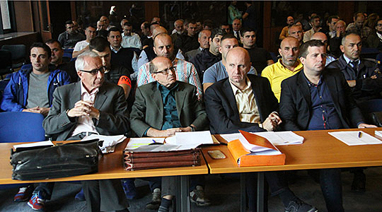 "Во Кривичен рочиште за ""Монструм"" против обвинетите за петкратното убиство кај Смилковското езеро"