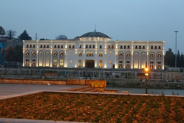 Музејот на македонската борба на удар, се преиспитува оправданоста на неговото постоење