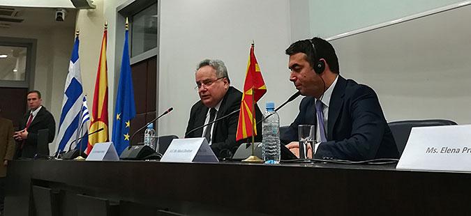 Димитров: Слеано име на македонски и без превод, не е најдобиот правец