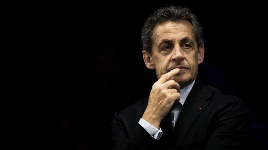 Уапсен Никола Саркози