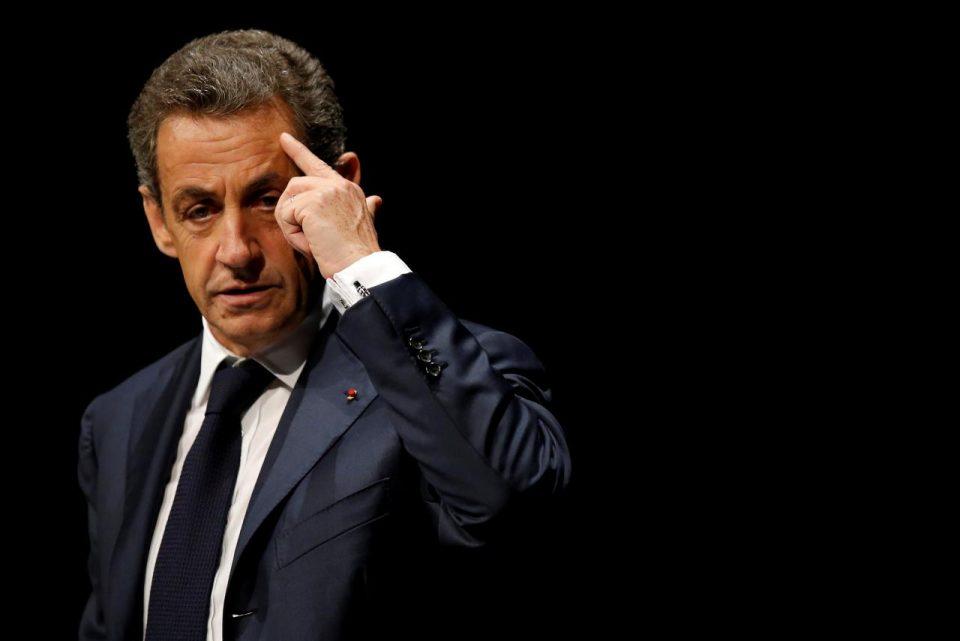 Поранешниот француски претседател Никола Саркози осуден на три години затвор