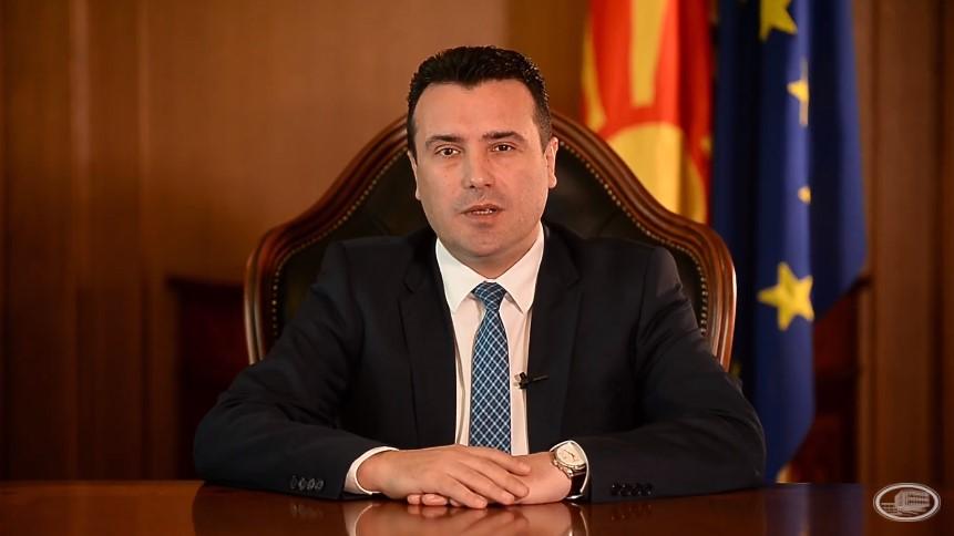 Заев го копира Мицкоски: Започна со видео обраќање исто како лидерот на ВМРО-ДПМНЕ