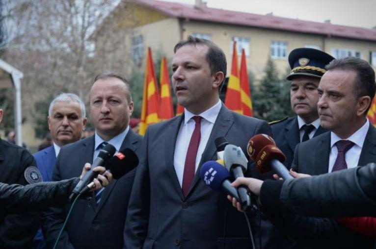 Нетпрес: Полицаец отпуштен од МВР станал советник на Спасовски