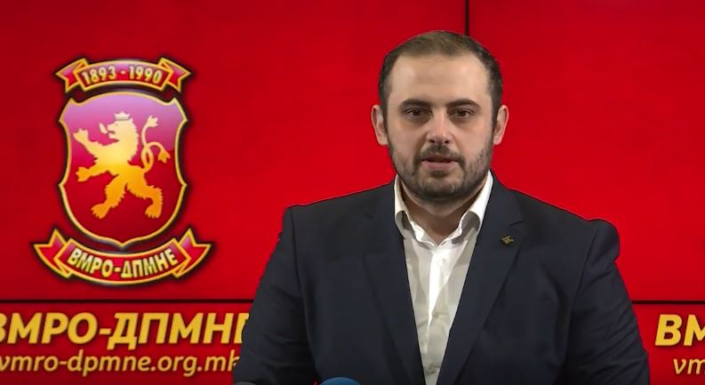 Ѓорѓиевски: Со овој неуставен и штетен закон, без постоење на реална потреба се наметнува двојазичноста во Македонија