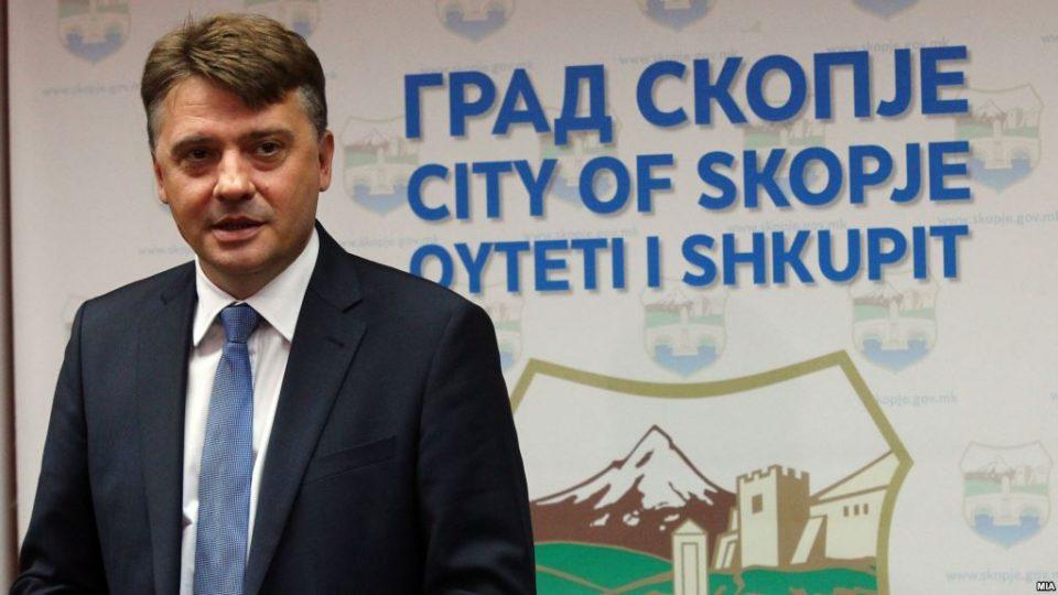 Денес Петре Шилегов пушти во употреба булевар изграден од ВМРО-ДПМНЕ, реагираат од партијата