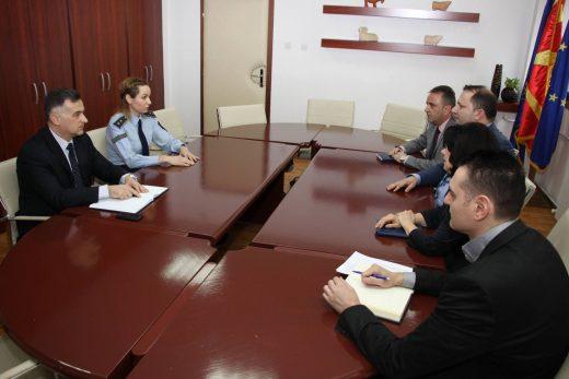 ВМРО-ДПМНЕ: Секој обид јавноста да се убеди дека полицајката е жртва на пајакот е срамно потценување на граѓаните!