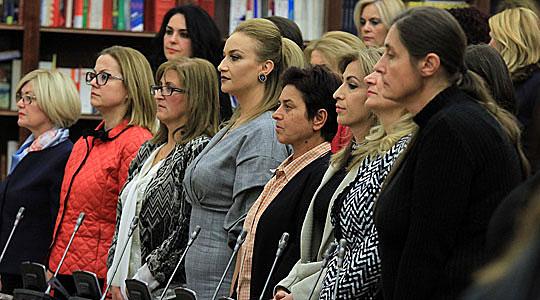 Клубот на пратенички ќе одбележи 15 години од формирањето