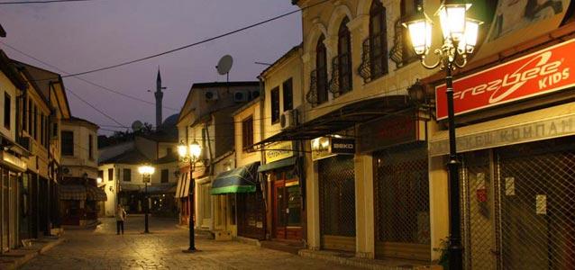 Скопјанец претепан во Старата чаршија