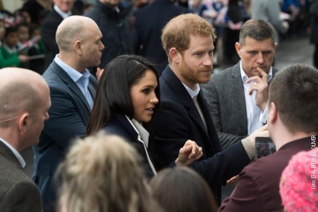 600 гости поканети на венчавката на принцот Хари и Меган Маркл