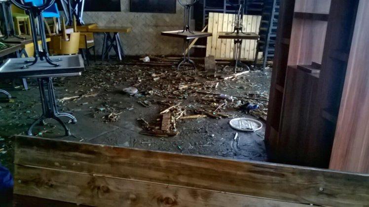 ФОТО: Ова е пустошот кој остана во Охрид по силното невреме