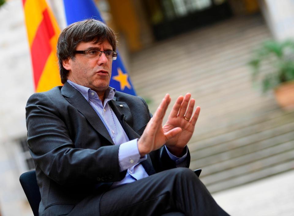 Пуџдемон им се предаде на белгиските власти, одбива екстрадиција