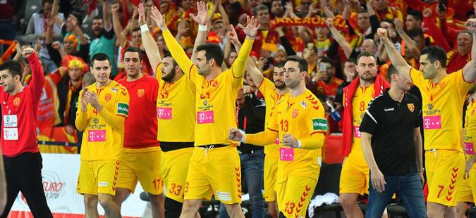 Македонија носител на жрепката за ракометното ЕП 2020