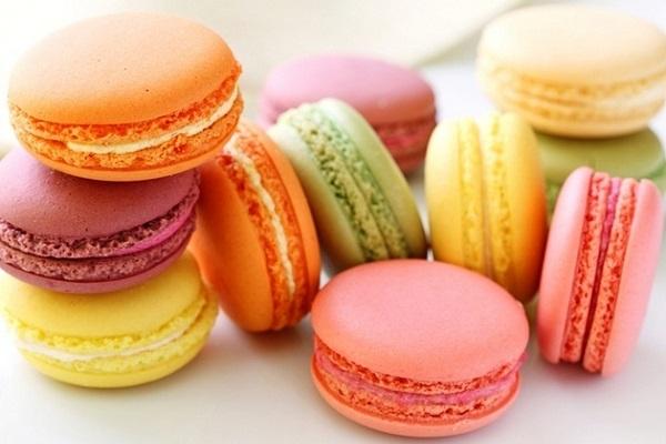 Светот полуде по нив: Направете совршени Макаронс колачи