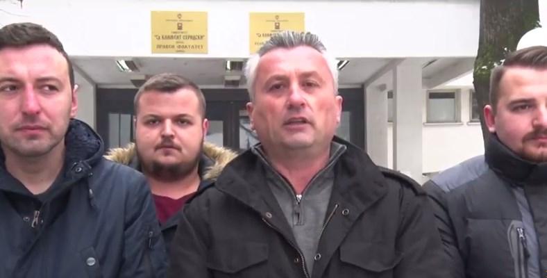 """Сајкоски: Кирацовски ја загрозува автономијата на Универзитетот """"Свети Климент Охридски"""""""