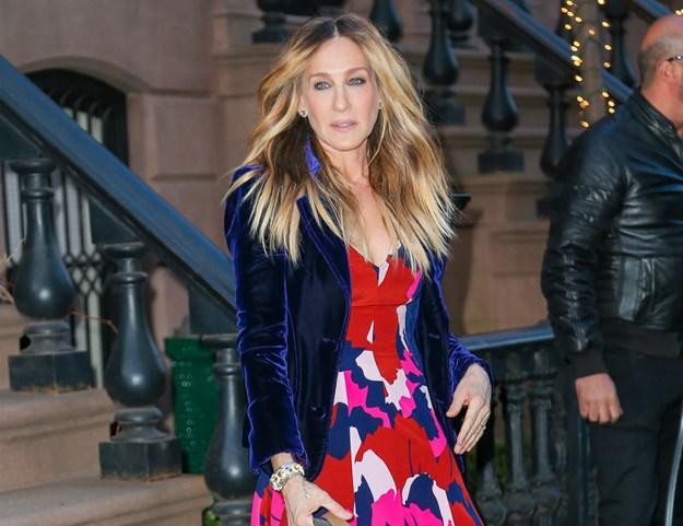 ФОТО: И Кери Бредшо би размислила дали ќе го облече ова, Сара Џесика Паркер во ново модно издание