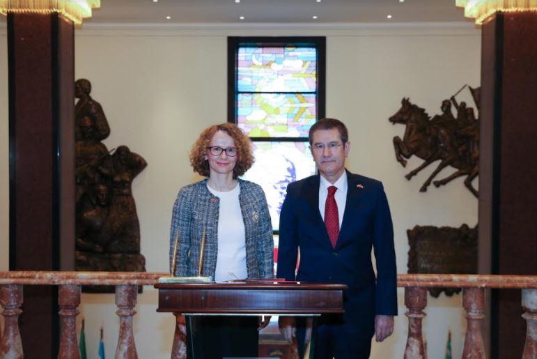 Шекеринска – Џаникли: Македонија и Турција се две пријателски и братски земји меѓу кои има искрена соработка и поддршка