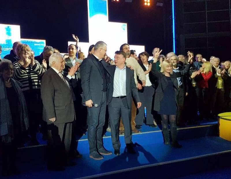 Како е кога помага Шилегов: Шутановац и Демократската партија не го поминаа ниту цензусот!