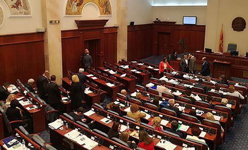 Тројца пратеници тврдат дека гласале за Законот за јазиците