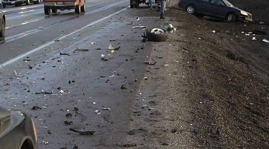Тешка сообраќајка во Ранковце, повредени три лица
