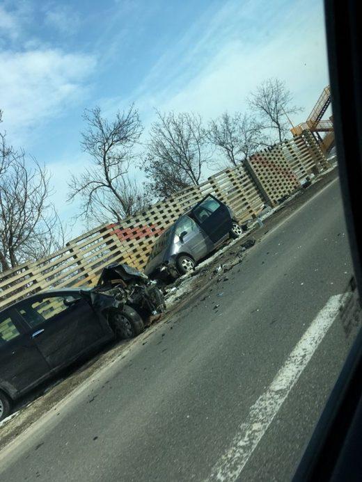 ДИРЕКТЕН СУДАР: Сообраќајка утрово на патот Куманово- Скопје (ФОТО)
