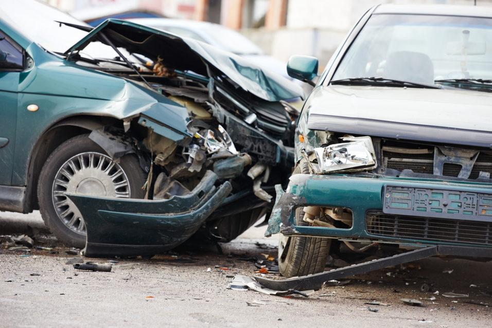Четири лица повредени во сообраќајки вчера во Скопје