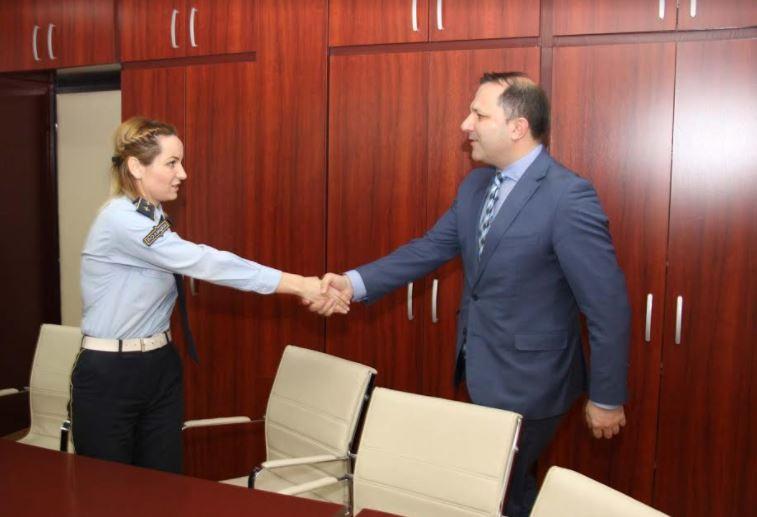 Спасовски: Ништо не се крие во случајот со полицајката, документацијата е доставена до ЈО