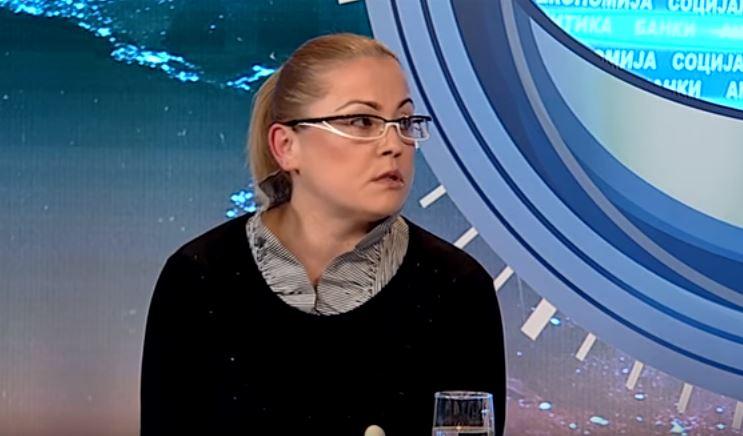 Стојаноска: Законот за јазиците е донесен со кршење на процедурата и Деловникот