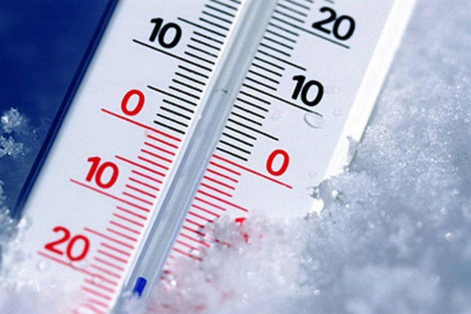Температурите во Источна Турција до минус 17 степени