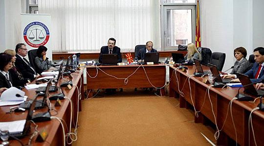 Судскиот совет ќе избира претседател на скопска Апелација и ќе го разгледа извештајот од АКМИС-от