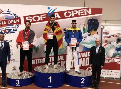 Македонска гордост: Дејан Георгиевски со златен сениорски медал, го порази најдобрите