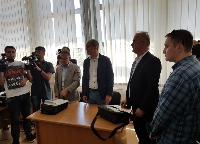 """Трајковски пред Судот: Ќе докажеме дека сме постапувале законски за """"Космос"""", инвеститорот го прекршил законот со цел поголема финансиска добивка"""