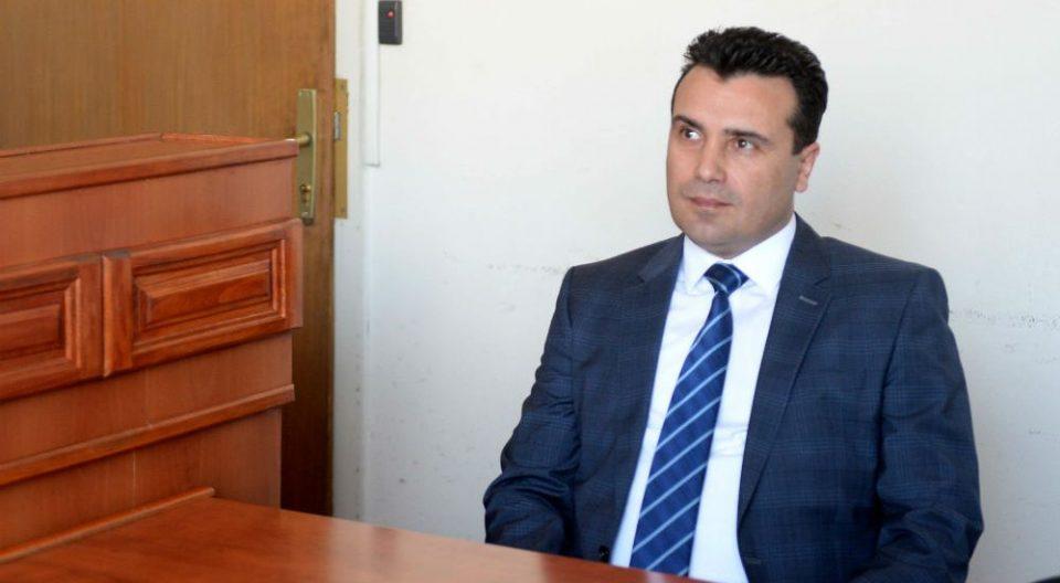 """""""Заев на 4 дена пред избори дели поткуп на 160 фирми, а Кондовски во Битола разнесува црни вреќи"""""""