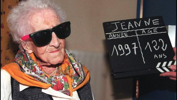 ФОТО: Живеела 122 години, правела се спротивно од она што и го кажувале докторите