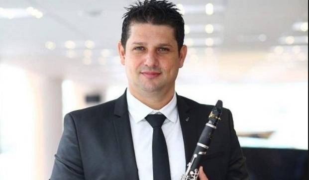 """""""Made in Macedonia"""" – концерт на Филхармонијата со кларинетистот Здравко Ангелов"""