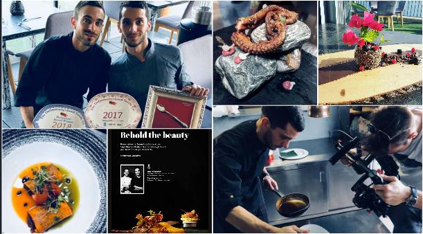 Млад македонски готвач ја покори Малта: Вкус, уметност и традиција од вештите раце на Зоран (ФОТО)