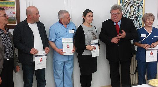 Општа болница Велес го одбележа Светскиот ден на здравјето