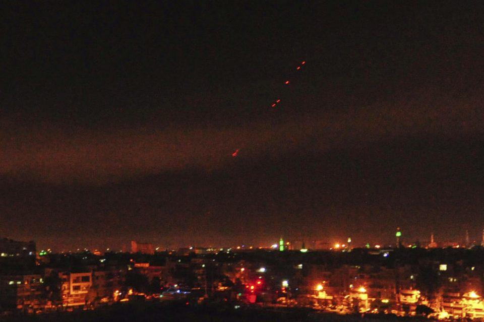 ВИДЕО: Како Сирија ги соборуваше ракетите?
